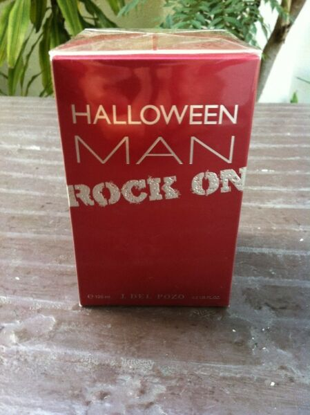 Halloween Man Rock On 125ml Eau De Toilette. Brand new and unopened. Bought for $99. .