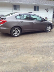 2012 Honda Civic Sedan 1 owner