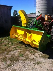 John deere Snow Blower Kawartha Lakes Peterborough Area image 2