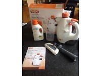 VAX HAND HELD STEAM CLEANER