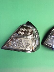 LED lights for Goldwing Saddle Bags