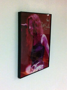 SARAH MCLACHLAN SIGNED Framed Photo w/Guarantee MAKE ME AN OFFER