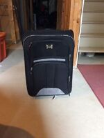 Jeep carry on luggage with storage pockets