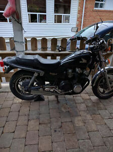 1982 Honda 750 Nighthawk