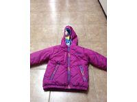 Girls reversible jacket size 5-6