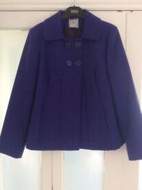 Lilac ladies brand new jacket