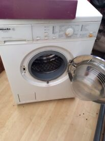 Miele washing machine for spares