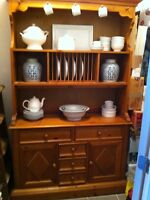 Bahu et buffet / Hutch and buffet