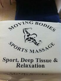 Moving Bodies Mobile Massage