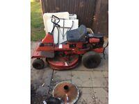 Toro wheel horse 110/4 spares or repairs