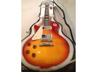 Gibson Les Paul standard plus 2010 left handed