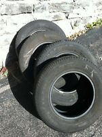 """Goodyear conquest 14"""" tires"""