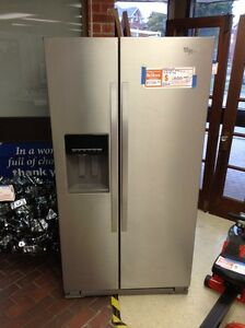 New Whirlpool Fridge WRS571CIDM  #hfhrestore