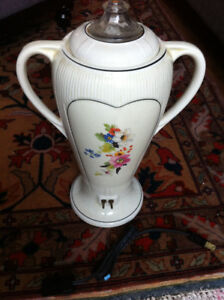 Vintage Formal Porcelain Coffee Perk 12 Cup