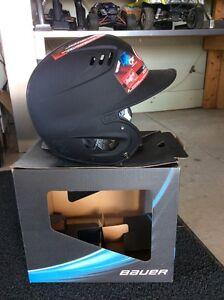 Bauer baseball helmet- small
