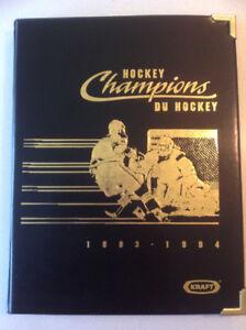 Kraft Factory Hockey Card Sets