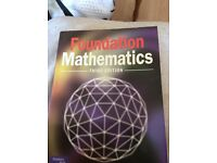 Maths textbook
