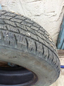 A SET OF 4 WINTER TIRES! Edmonton Edmonton Area image 5