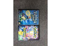 Two Pokemon movies