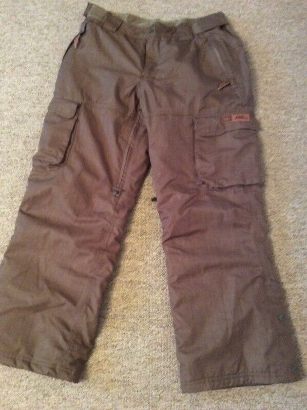 Men's ski thermal trousers