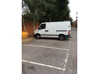 Good working van quick sale 1700 no offers