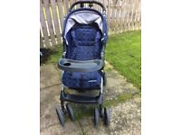 Mothercare pushchair £ 15.00