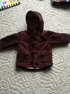 Boys 2T Nevada Jacket
