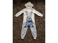 NEXT Easter bunny rabbit onesie