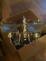 2 chandeliers for free!