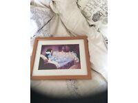 Disney framed pictures