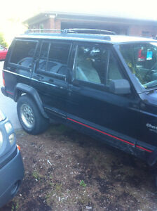 1996 Jeep Cherokee XJ Cambridge Kitchener Area image 4