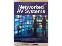 AV Networking textbook