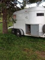 1973 2 horse trailer