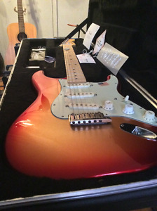 =FS/FT Fender American Deluxe Stratocaster
