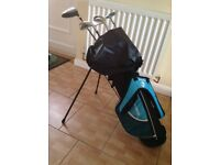 Junior Inesis Golf Clubs Good Condition