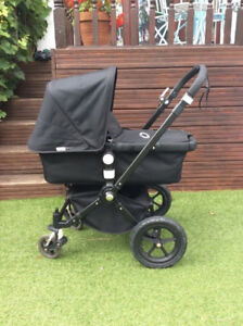 Bugaboo Cameleon Stroller + many accessories