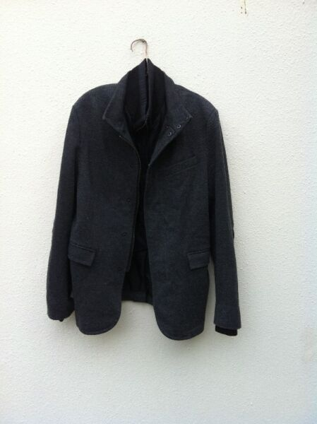 Zara man cold weather jacket with two layers.  Size Small. Hardly use and in good condition.