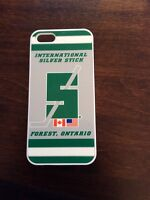 Forest Ontario international silver stick iPhone 5/5s case