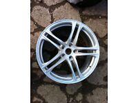 Audi R8 v8 v10 genuine 19 inch alloy wheel for sale