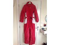 Wed'ze EVOSLIDE PNF Child Ski Suit - Red