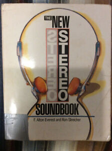 The New Stereo Soundbook by F. Alton Everest; Ron Streicher Pape