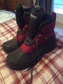IMAX shore boots