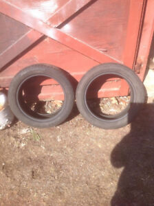 2 Hankook Optima Summer Tires