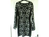 Jane Norman jumper dress size 8