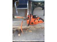 Echo 440 Petrol chain saw