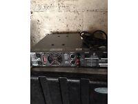 BERHINGER EUROPOWER EP4000 POWER AMPLIFIER