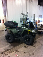 2005 Arctic Cat 500 4x4 auto wanting to trade for muscle car