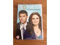 Bones DVD 6-Disc Box Set Season 9