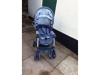 Graco Lightweight Reclining Pushchair
