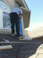 Eaves trough Cleaning Start  from 80$ and Up